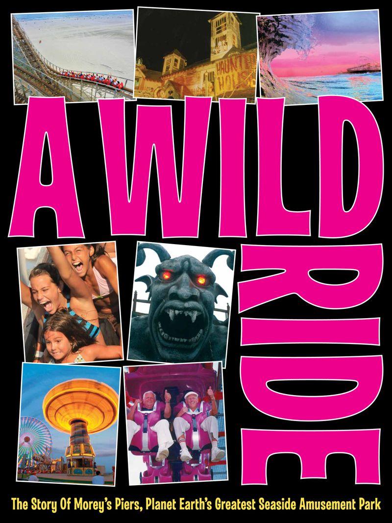 Morey's A Wild Ride Book Cover